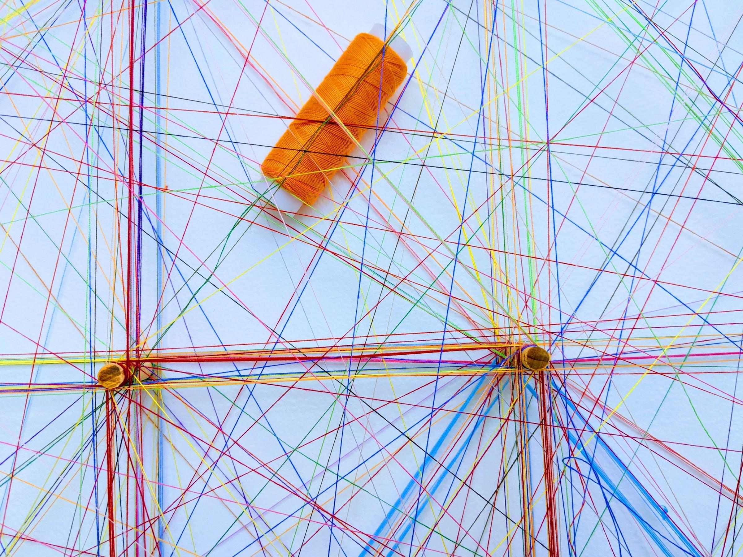 connessioni con fili